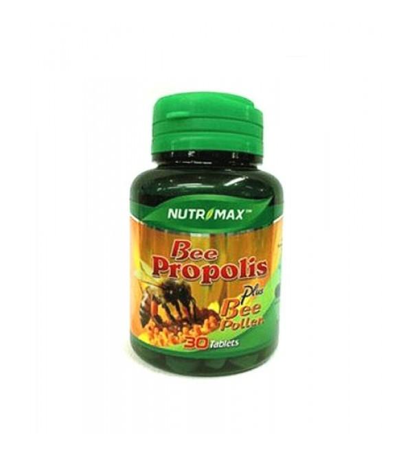 Nutrimax Bee Pollen + Propolis 30 tablet
