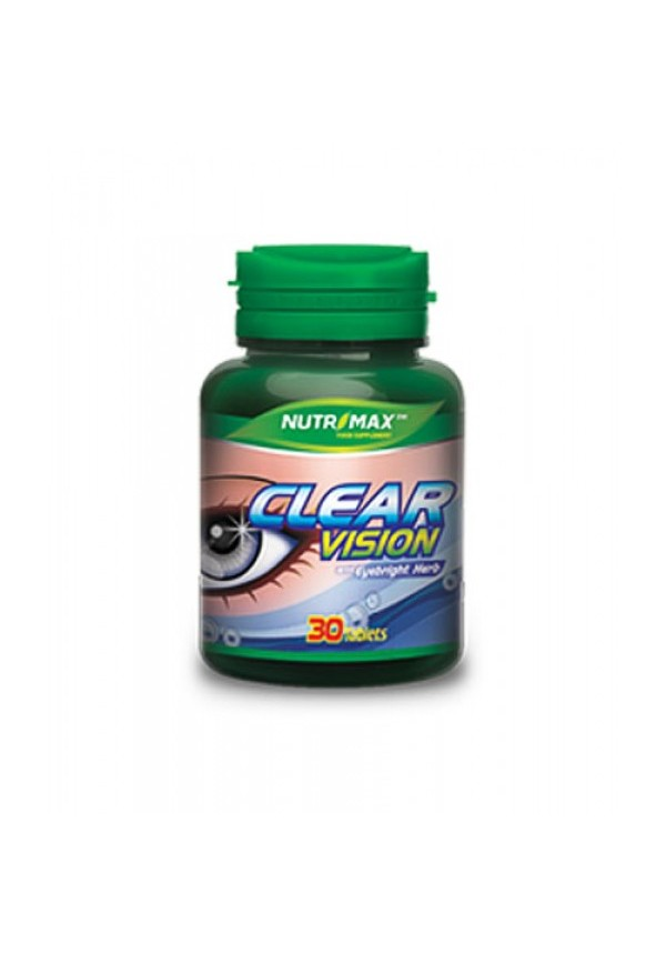 Clear Vision with Eyebright Herb 30 tablet