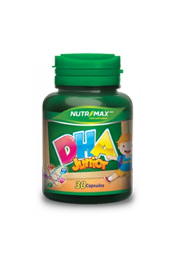 DHA Junior 30 Capsules
