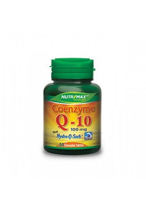 CoQ-10 100 mg 30 tablet kunyah