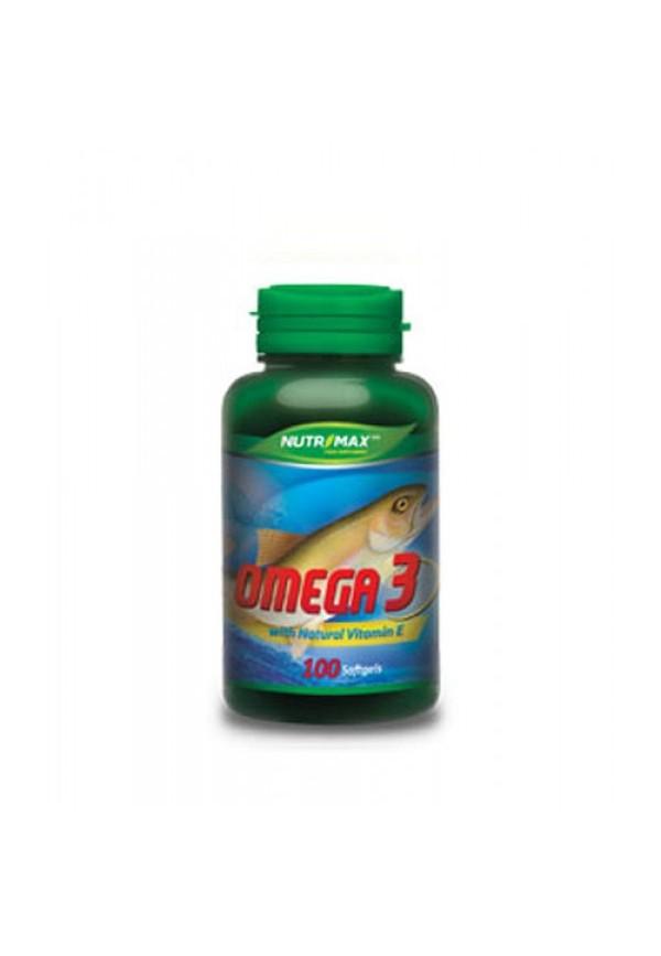 Nutrimax Omega 3 100 softgels