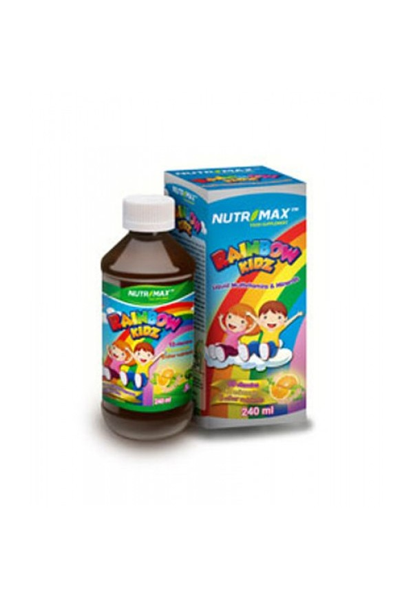 Nutrimax Rainbow Kidz 240 ml