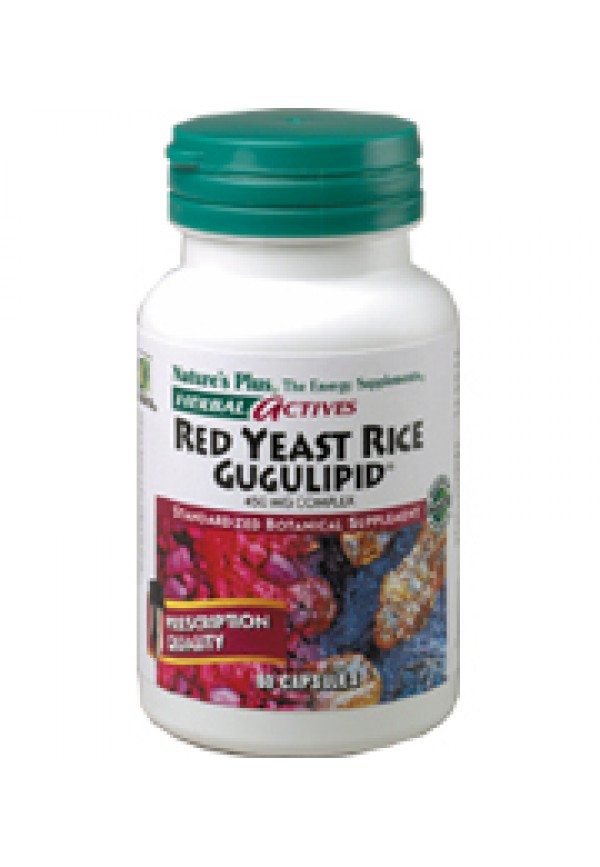 Red Yeast Rice Gugulipid