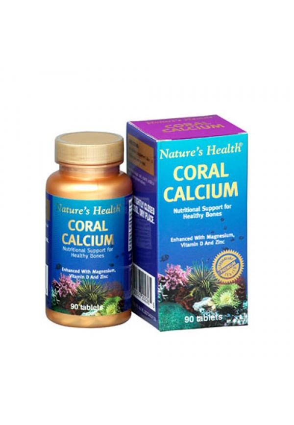 Coral Calcium - Nature's Health