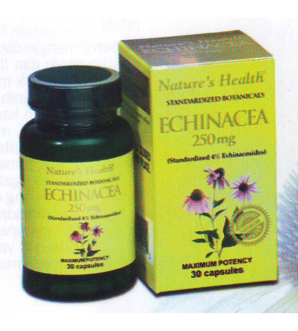 Echinacea - Nature's Health