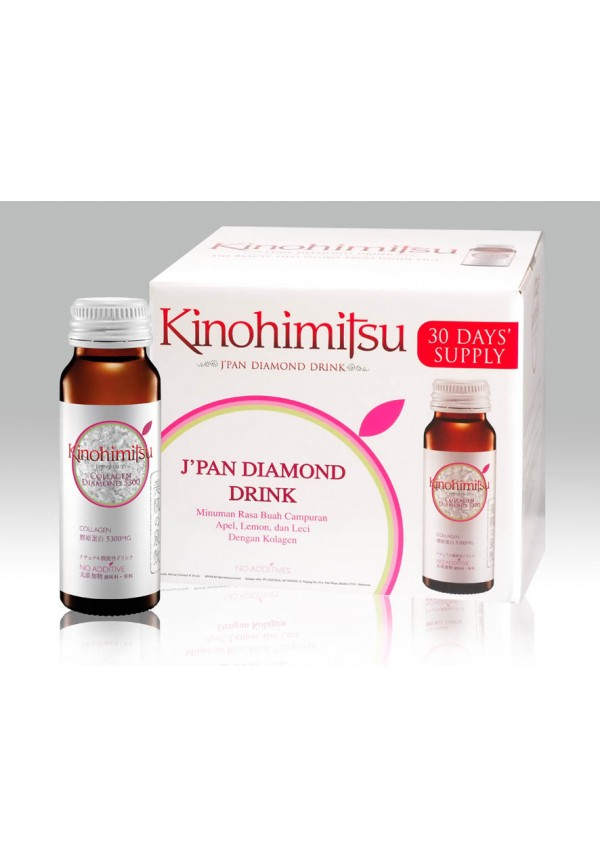 KINOHIMITSU J'PAN COLLAGEN DIAMOND DRINK