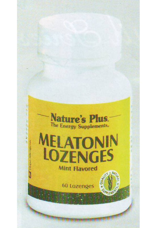 Melatonin Lozenges - Nature's Plus