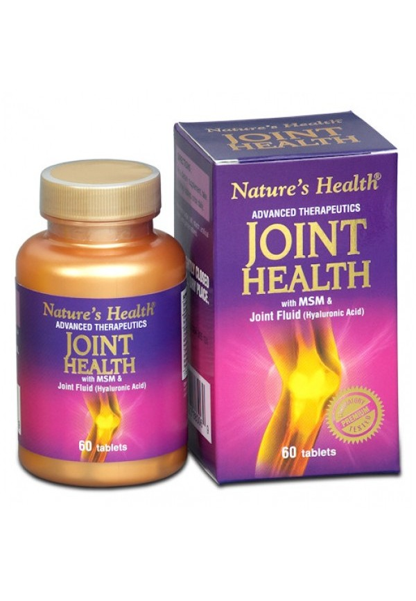 Joint Health - Nature's Health