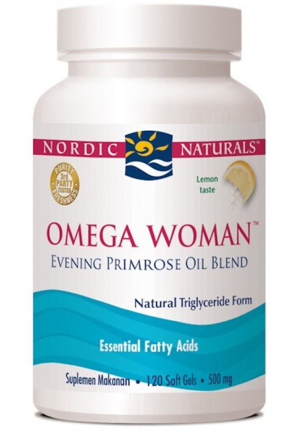Omega Woman (Lemon)