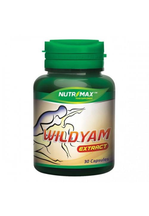 Wild Yam Extract 30 kapsul