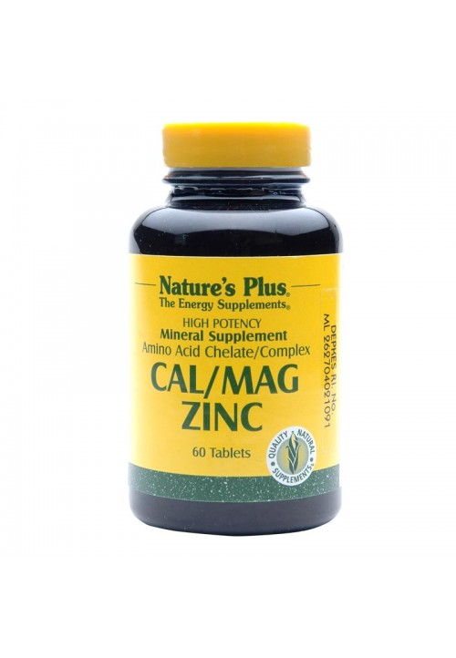 Cal/Mag/Zinc - Nature's Plus