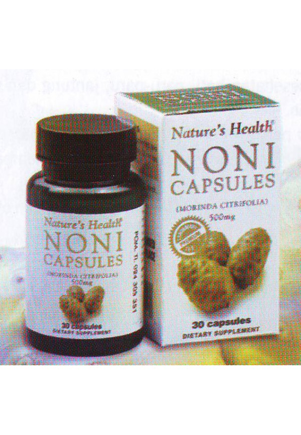 Noni Capsules - Nature's Health