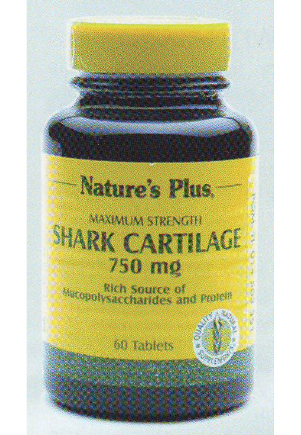 Shark Cartilage 750 mg