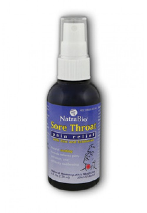 Sore Throat Spray