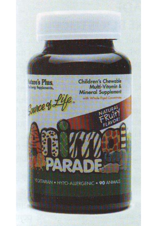 Animal Parade - Assorted Chewable (45)