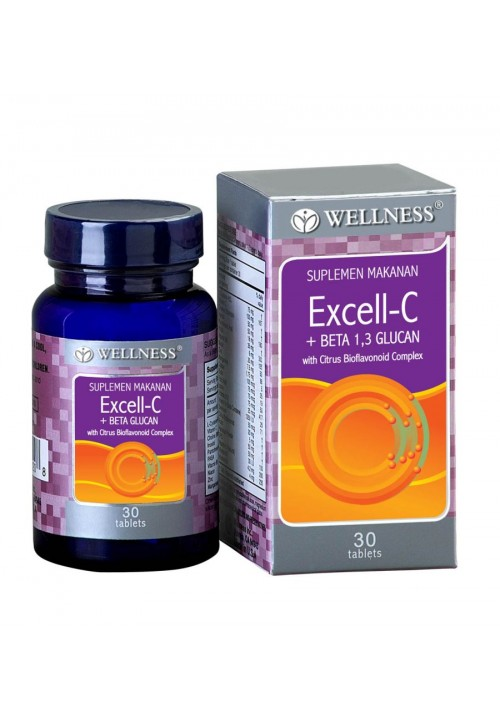 Excell-C + Beta 1,3 Glucan