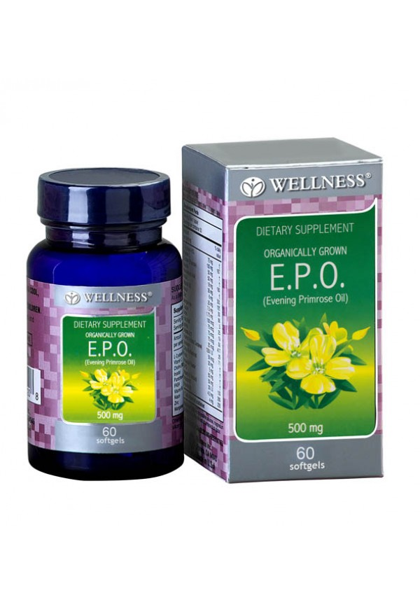 Evening Primrose Oil (EPO) - Wellness