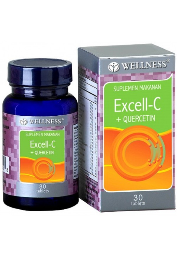 Excell-C + Quercetin