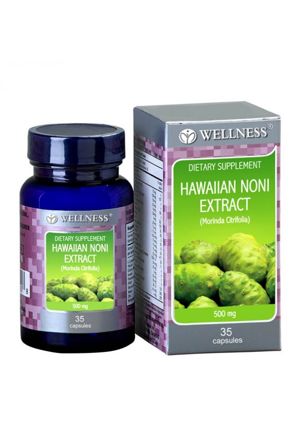 Hawaiian Noni Extract - Wellness