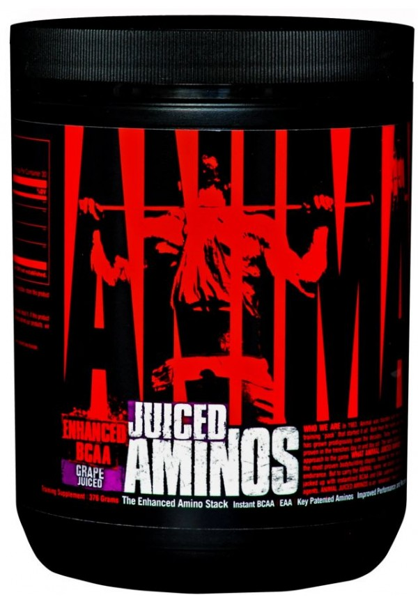 Animal Juiced Aminos Grape