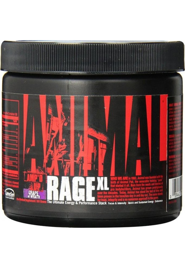 Animal Rage XL Grape