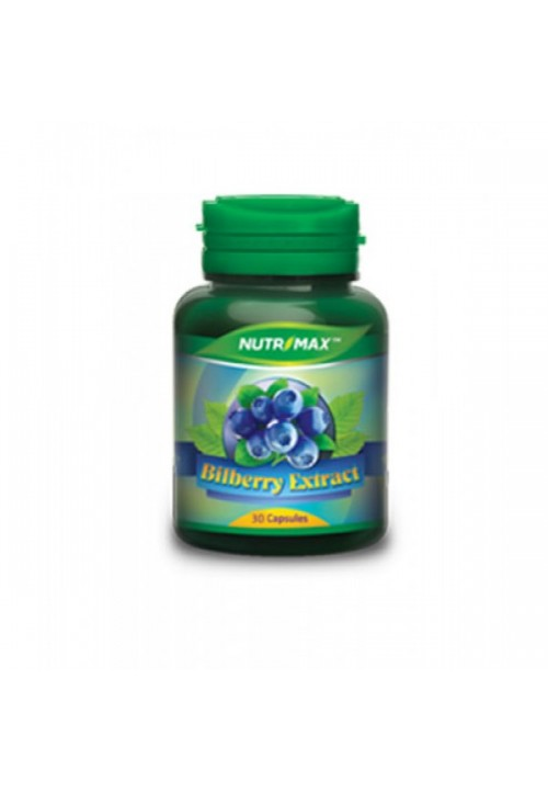 Bilberry Extract 30 kapsul
