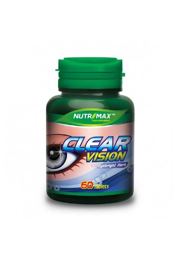 Clear Vision with Eyebright Herb 60 tablet