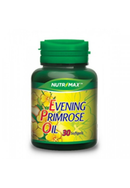 Evening Primrose Oil 1000 mg 30 softgels