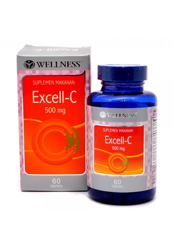 Excell-C 500 mg