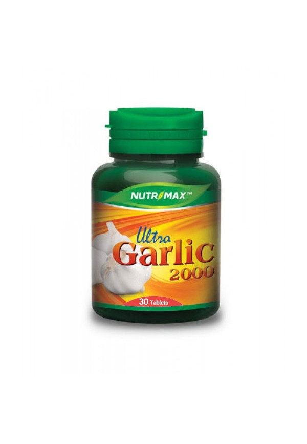 Ultra Garlic 2000 30 tablet