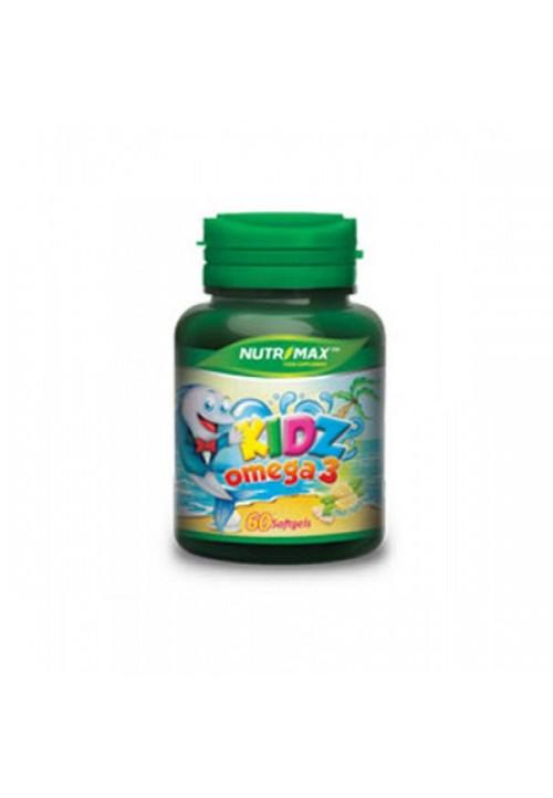 Kidz Omega 3 60 softgels