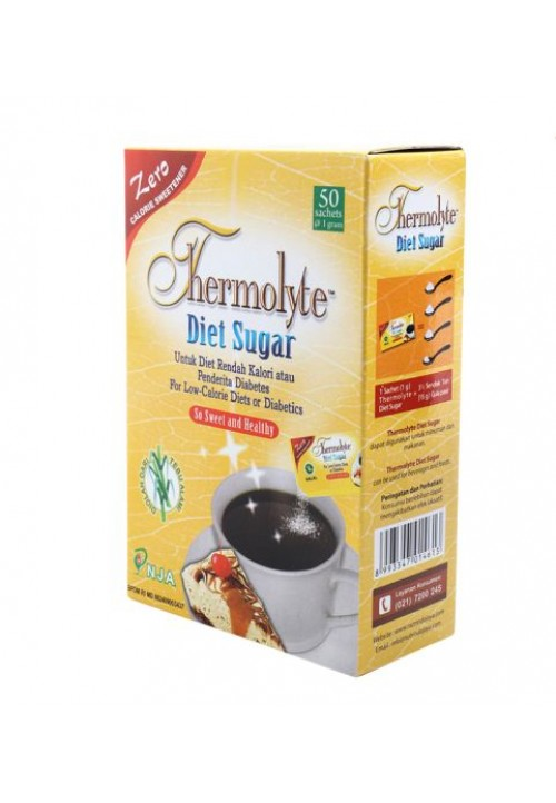THERMOLYTE DIET SUGAR (25)